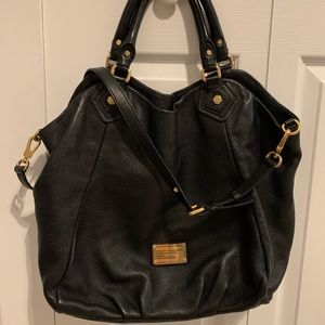 Authentic Marc by Marc Jacobs leather hobo